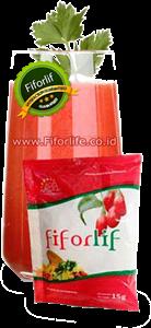 fiforlife cara minum fiforlif