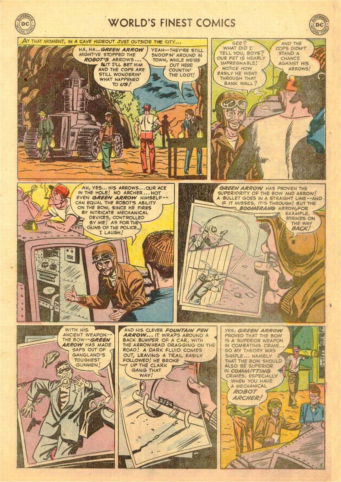 Read online World's Finest Comics comic -  Issue #58 - 21