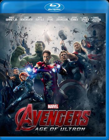 Avengers Age of Ultron 2015 Hindi Dubbed BluRay Download