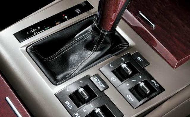 2017 Lexus GX 460 Price