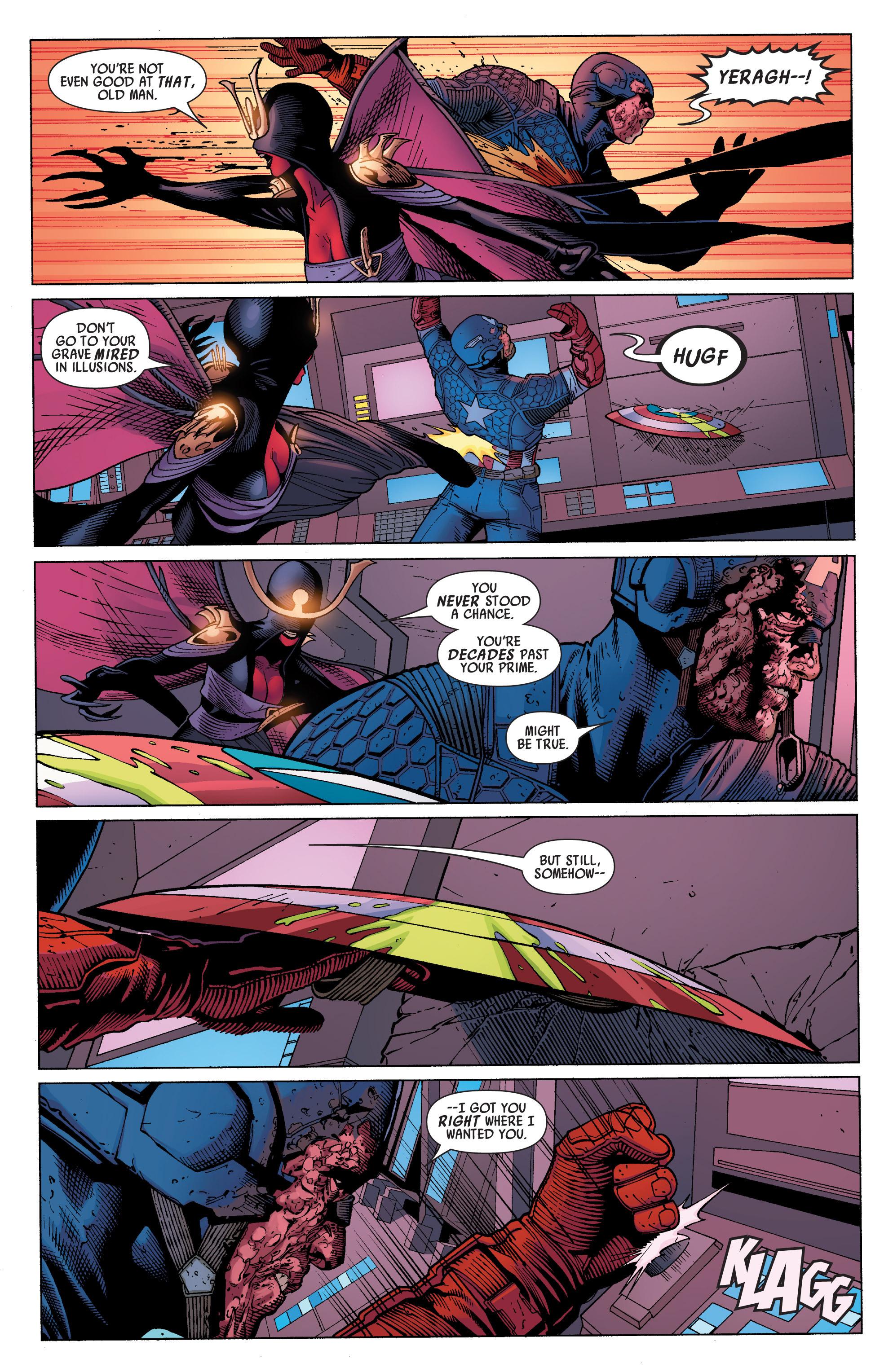 Read online Uncanny Avengers (2012) comic -  Issue #16 - 17