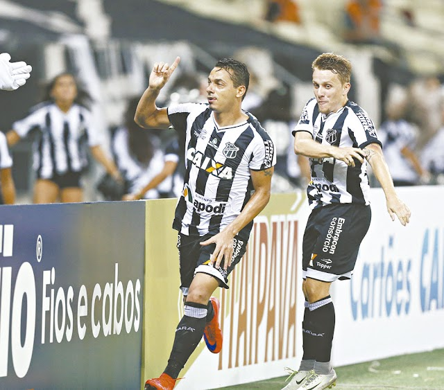 Ceará 1 x 0 Londrina: Na minha festa quem manda é eu