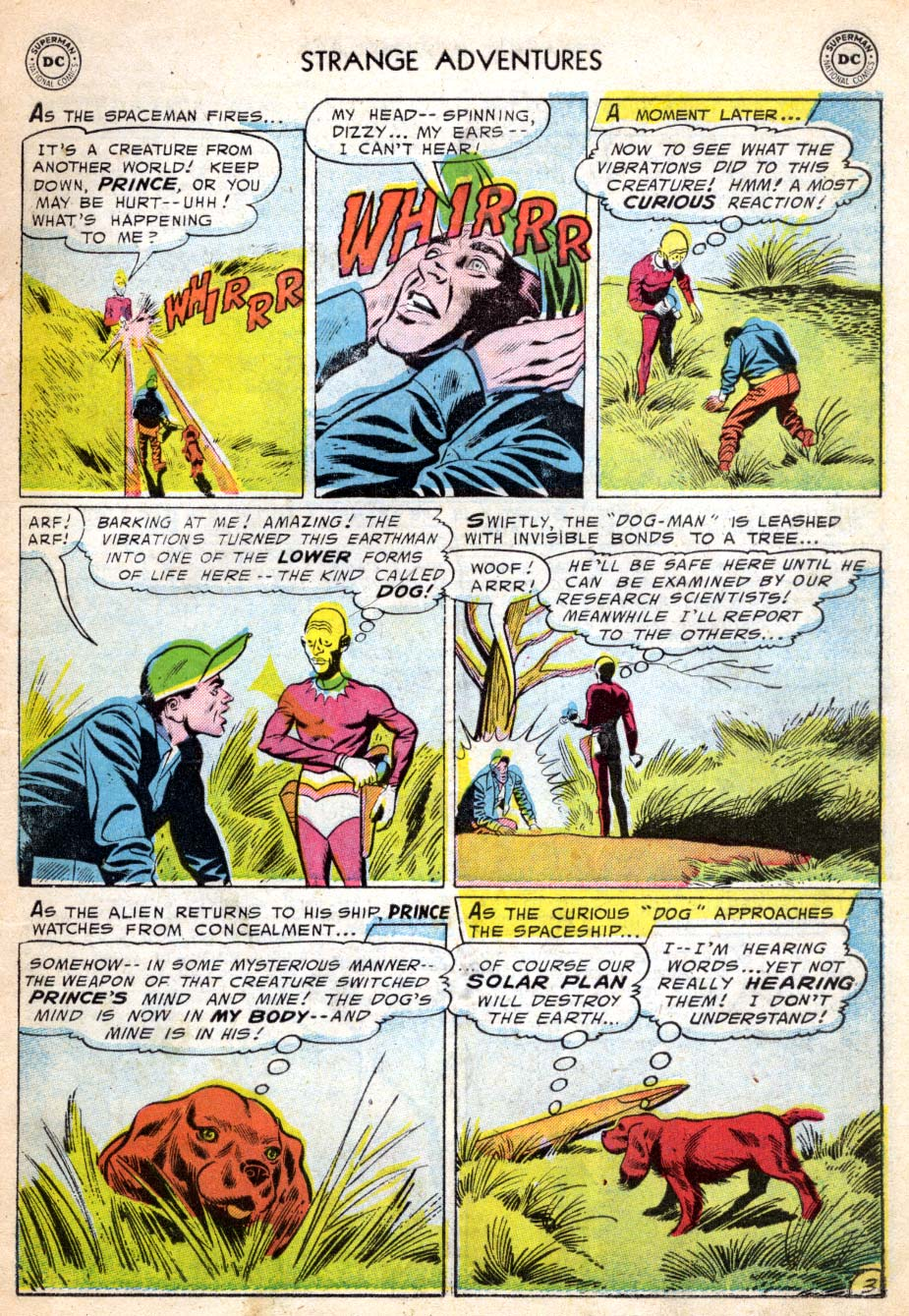 Strange Adventures (1950) issue 62 - Page 5
