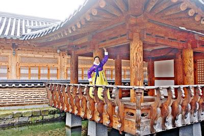Bettl Hanbok (베틀한복) | www.meheartseoul.blogspot.sg