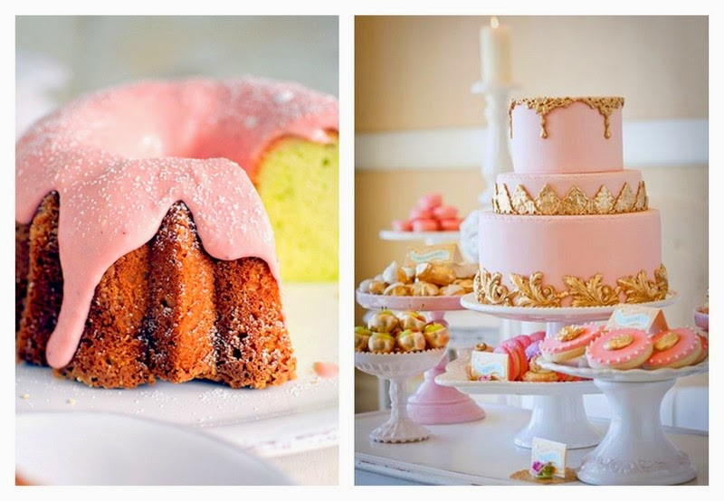Pink Cakes Cool Chic Style Fashion