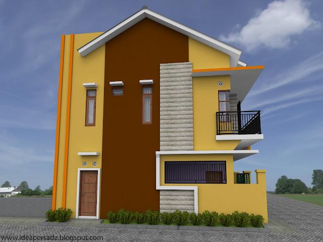 Jasa desain rumah solo
