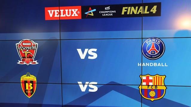 Rekord! 40 TV-Sender übertragen Final Four mit Vardar Skopje