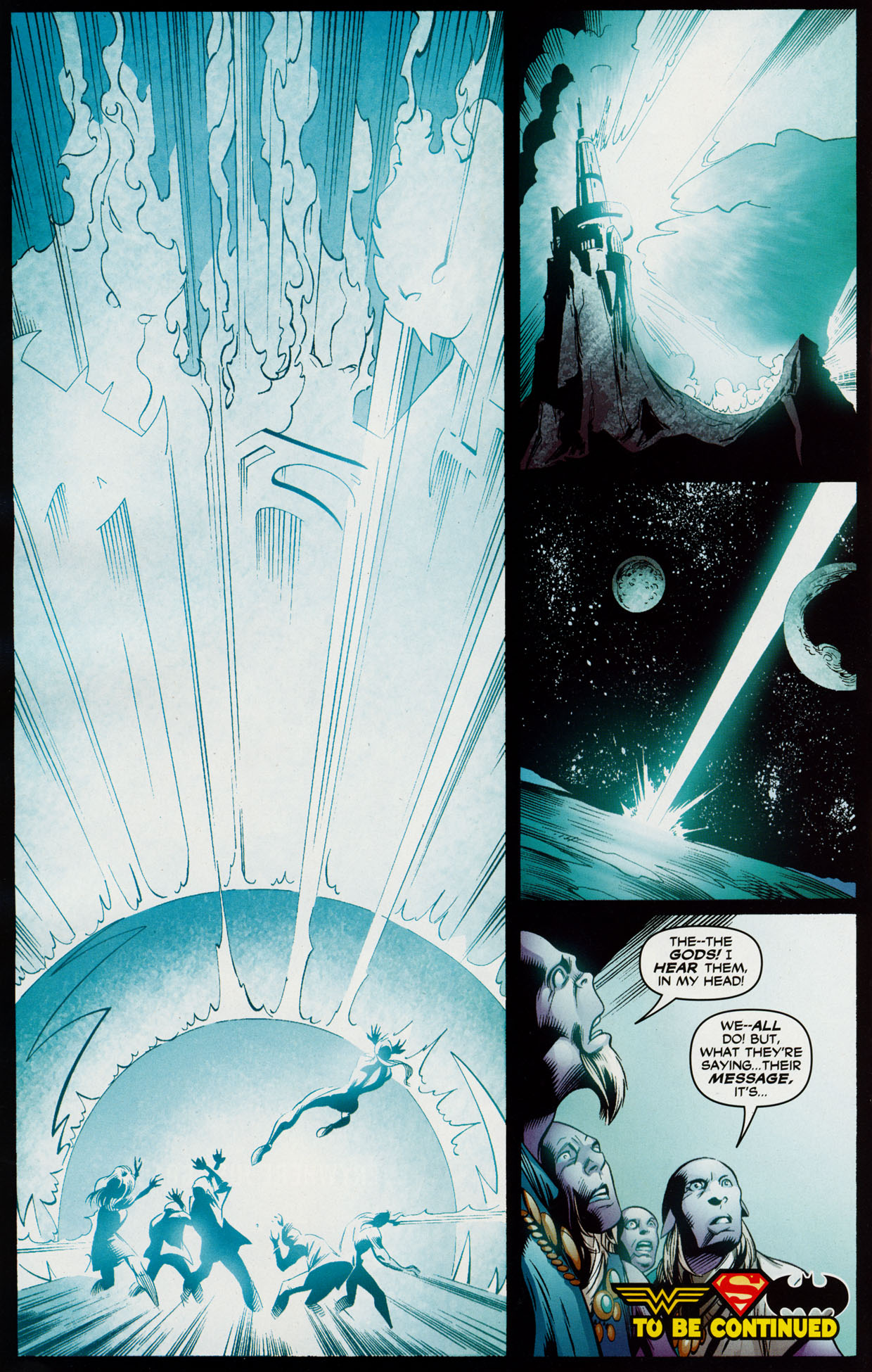 Read online Trinity (2008) comic -  Issue #38 - 18