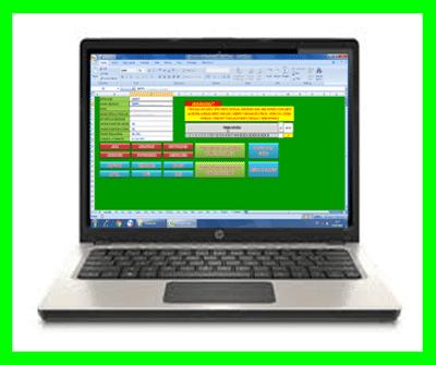 Dimensi Ilmuku: Aplikasi Absensi Guru Format Xls