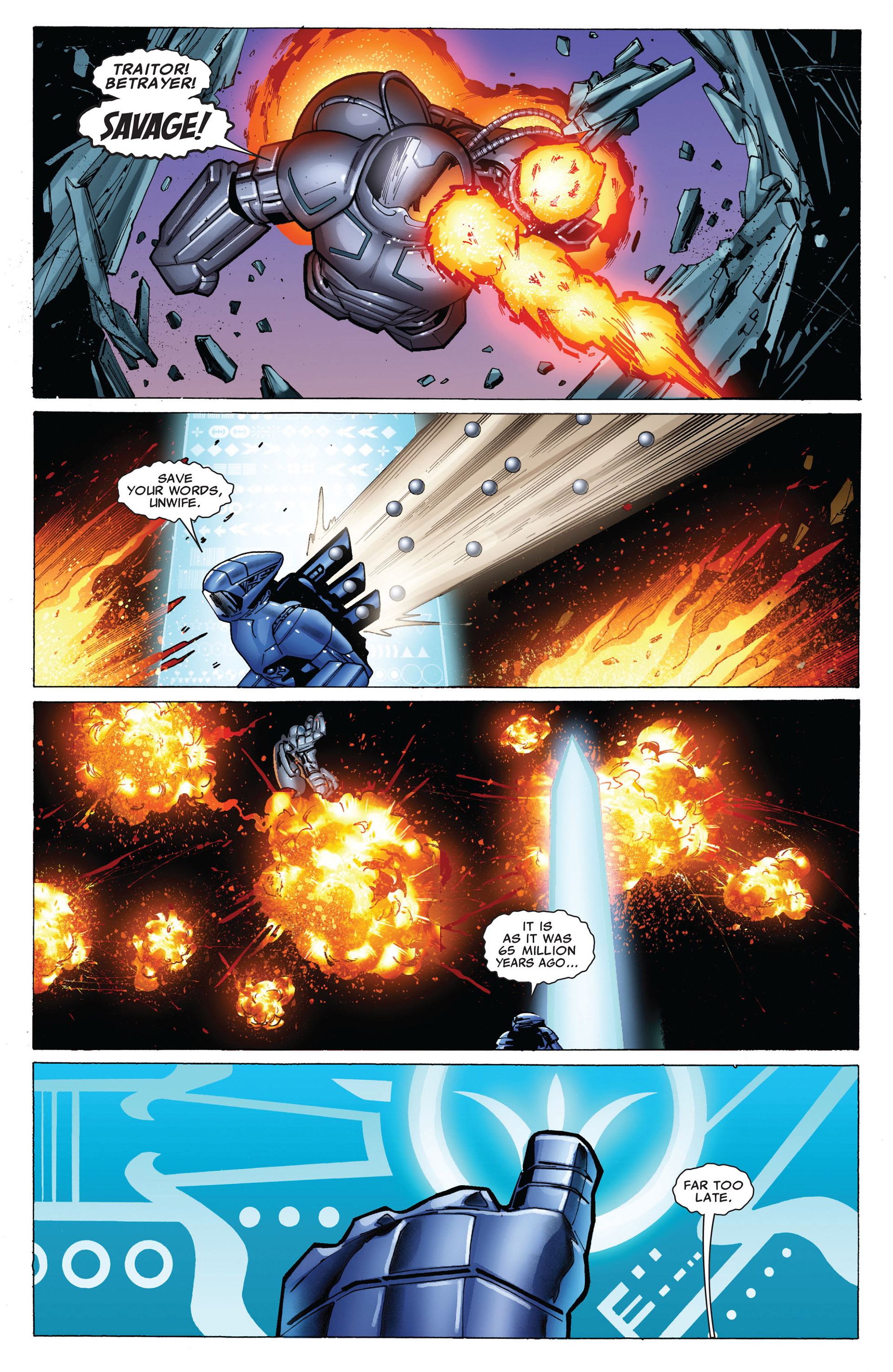 Read online Uncanny X-Men (2012) comic -  Issue #7 - 17