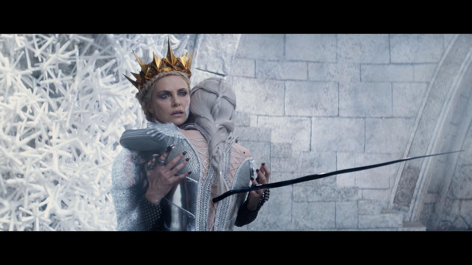 El Cazador y La Reina Del Hielo (2016) 1080P BD25 2D y 3D PROPER 2
