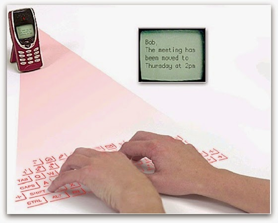 Virtual Keyboard Seminar PPT