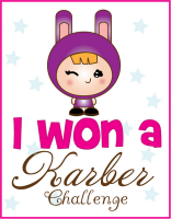 Karber Blog Challenge/NO CHALLENGES AVAILABLE NOW