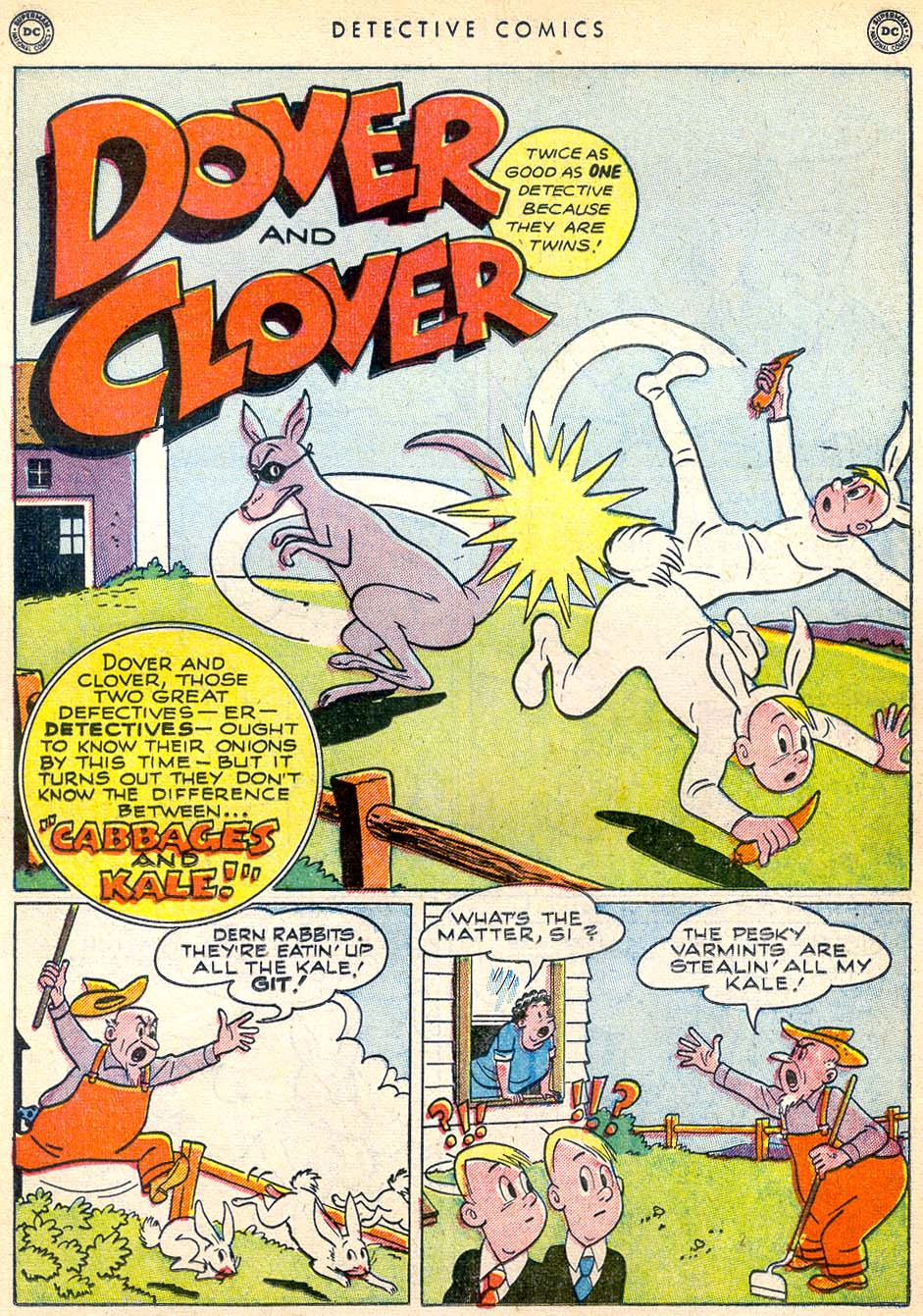 Detective Comics (1937) 165 Page 31