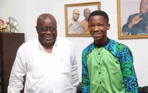 Abraham Attah congratulates President-elect Nana Akufo-Addo