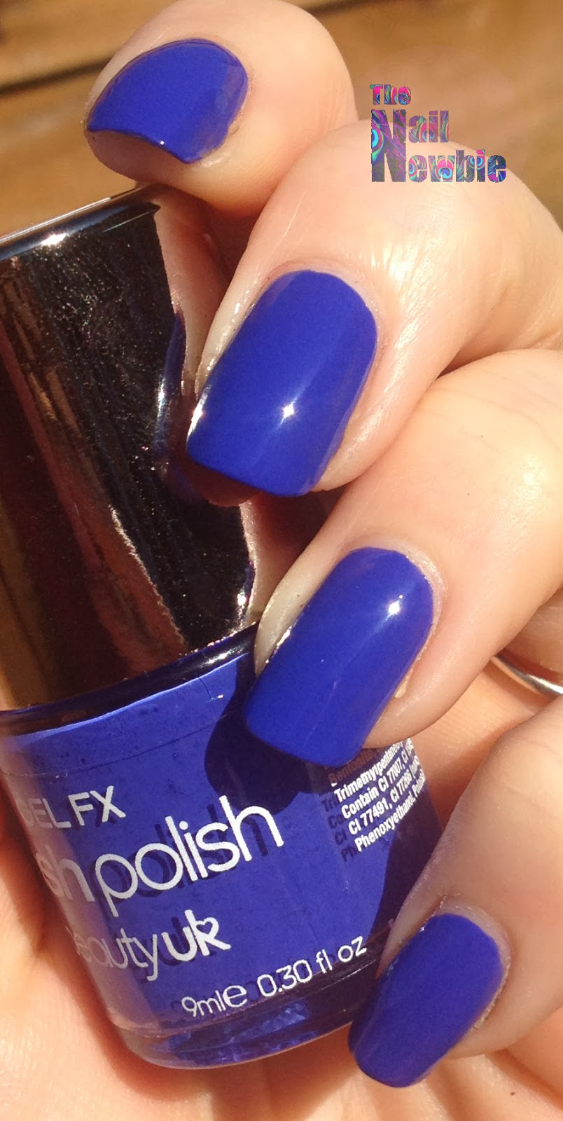 Nail Newbie Notd: Nail Newbie: Beauty UK Posh Polish Gel FX Swatch And Review