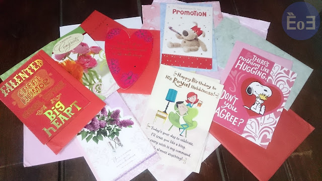 importance and tradition of greeting cards
