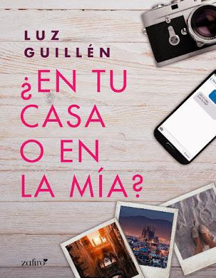 LIBRO - ¿En tu casa o en la mía? : Luz Guillén (Zafiro - 14 Junio 2016) NOVELA ROMANTICA Edición Digital Ebook Kindle Comprar en Amazon España