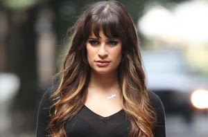 Lea Michele : 'deeply grateful'