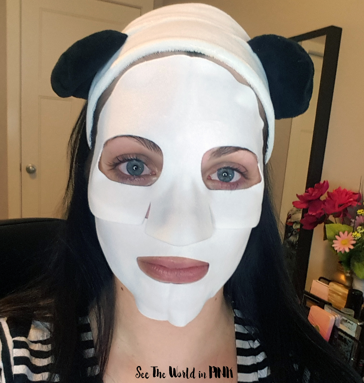 Skincare Sunday #CBBGetsSheetFaced Week Four Recap with Reviews AmorePacific Moisture Bound Intensive Serum Masque