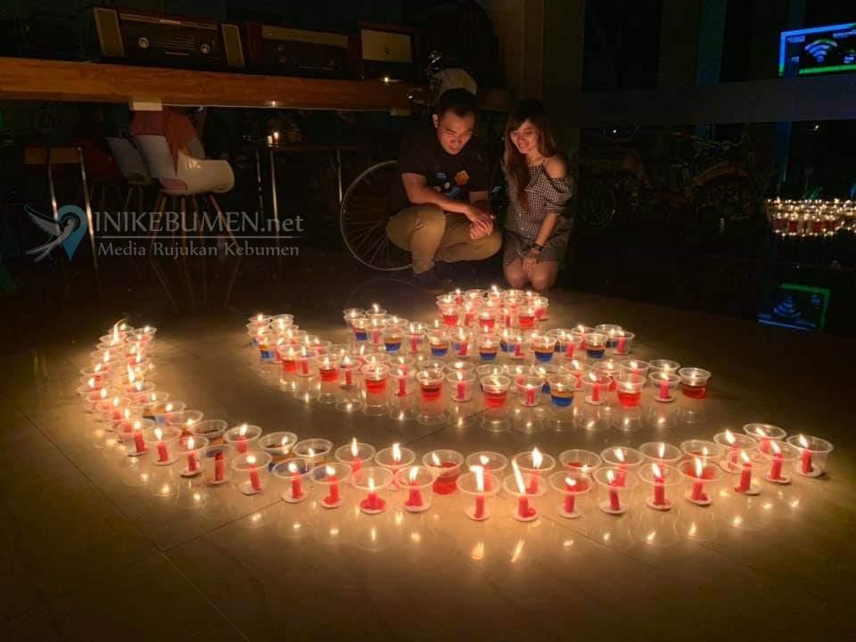 Dukung Earth Hour, Meotel Kebumen Hemat Listrik Ribuan Watt