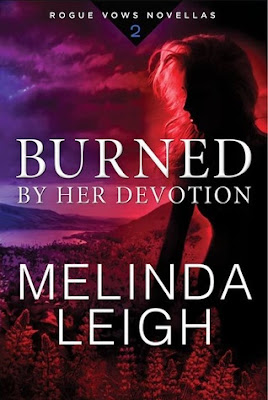 Bea's Book Nook, Review, Rogue Vows, Kendra Elliot, Melinda Leigh, Burned By Her Devotion