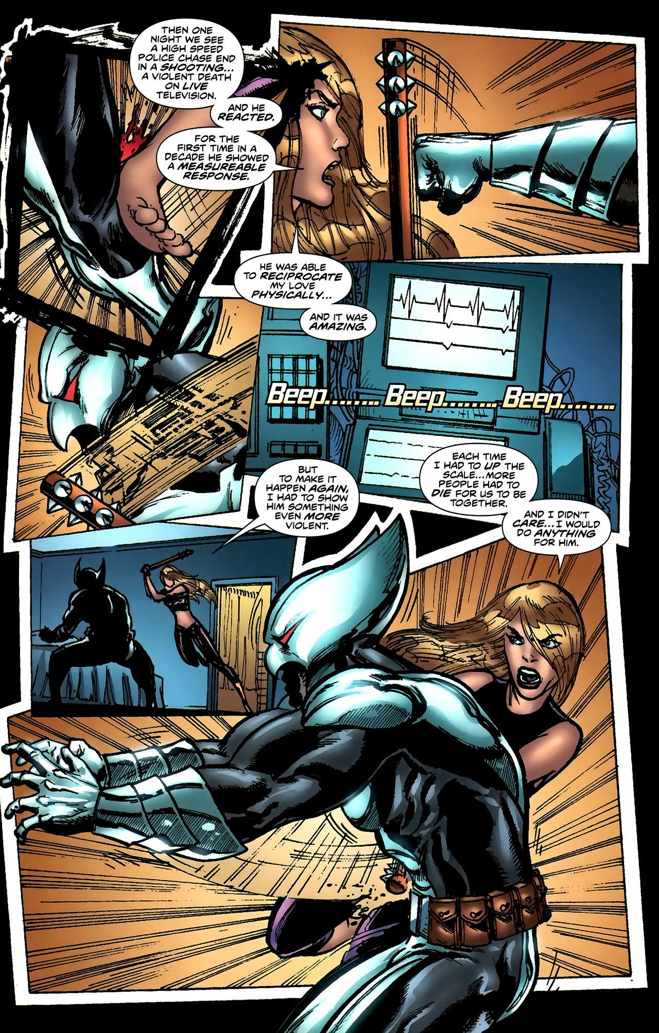 Read online ShadowHawk (2010) comic -  Issue #4 - 21
