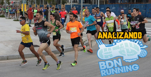 Analizando BDN Running 2018