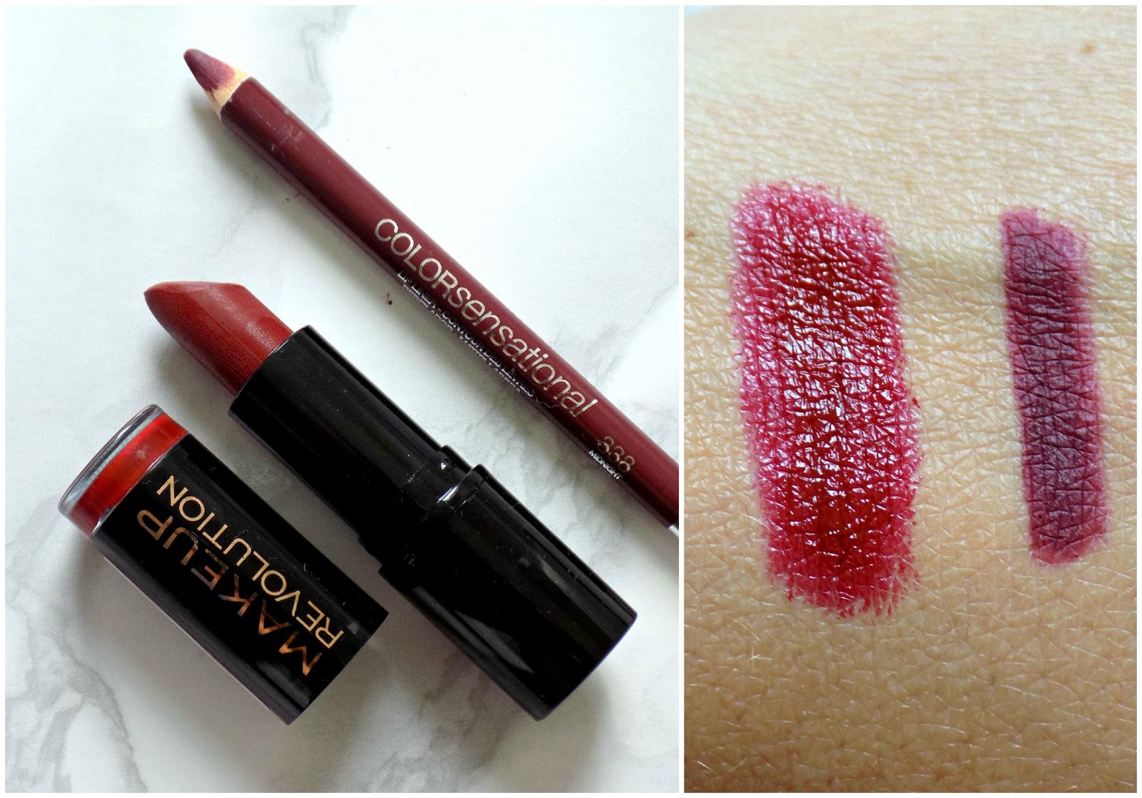 Makeup Revolution Reckless lipstick