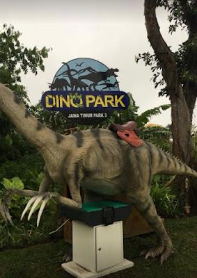 Dino Park Jatim Park 3