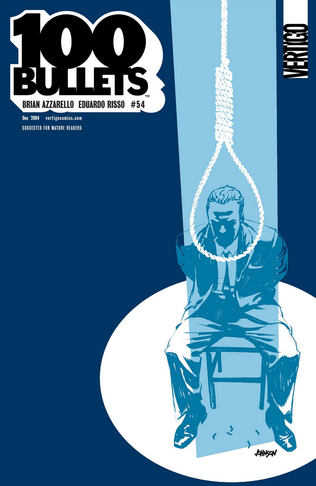 Read online 100 Bullets comic -  Issue #54 - 1