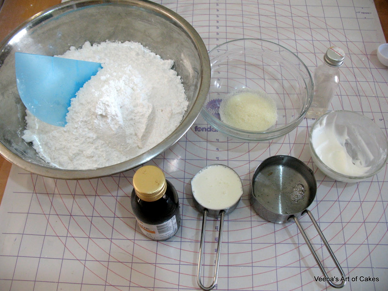 Cake Recipe For Icing With Fondant: Cake Recipe: Cake Fondant Recipe Homemade