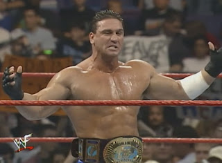WWE / WWF Survivor Series 1998 Deadly Game - Intercontinental Champion Ken Shamrock