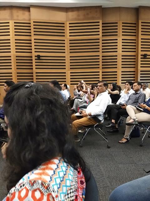 Encanted Audience at Godrej Secure Spaces