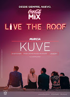 Concierto de Kuve en Live the Roof Murcia