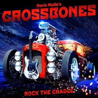 """Το βίντεο των Dario Mollo's Crossbones για το τραγούδι """"Rock The Cradle"""" από το ομότιτλο album"""