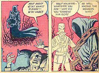 Strange Tales #110, Dr Strange