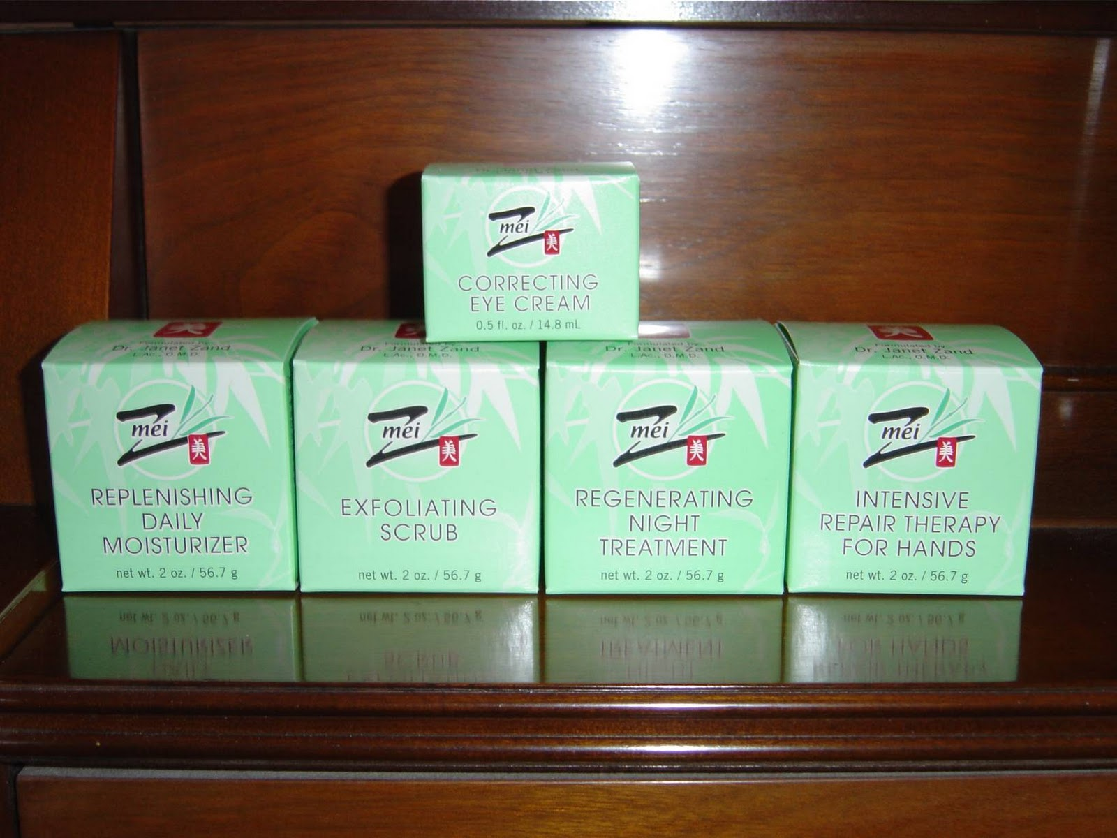 Z Mei Skin Cream