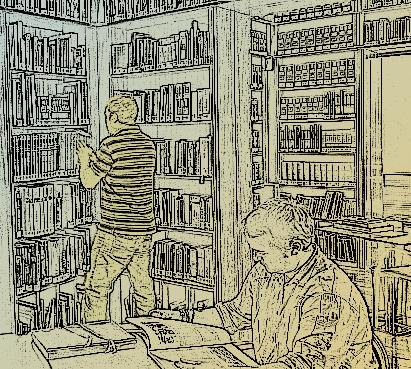 L'emissione monetaria fa qualcosa di simile al lavoro del bibliotecario che mette ordine eliminando le posizioni scoperte e riducendo la quantità d'informazione occorrente per gestire il sistema
