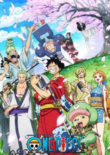 One Piece Episodio 972
