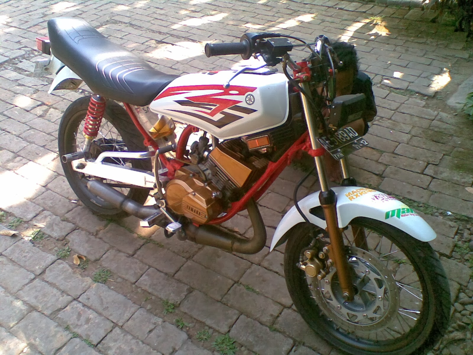 gambar modifikasi motor rx king jogja modifikasi yamah nmax