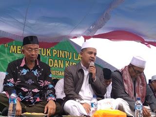 Do'akan Kedamaian Indonesia, PCNU Lamsel Gelar Istighozah