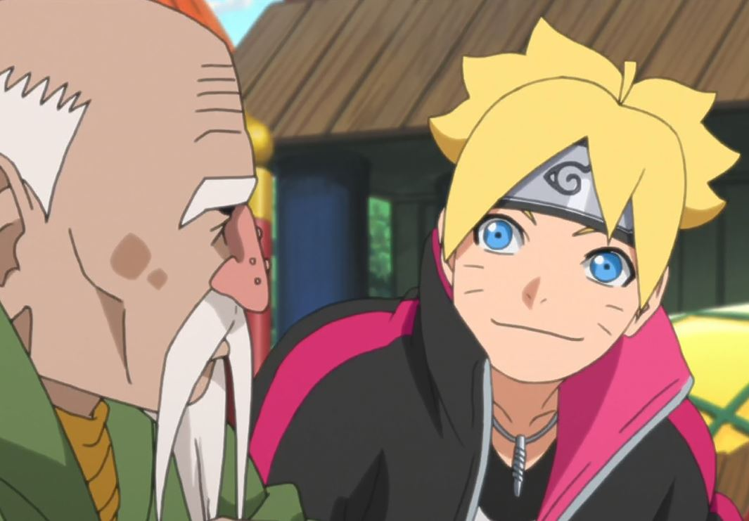 Boruto Naruto Next Generations – Episódio 71