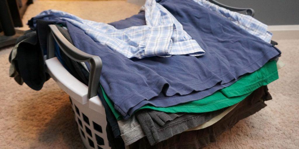 10 Cara Jimat Masa Melipat Baju Untuk Orang Yang Tak Reti