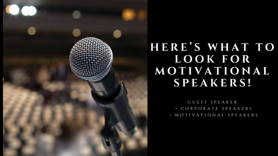 Rodney Hogg: Here's what to Look for Motivational Speakers!