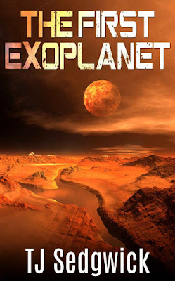 The First Exoplanet – Cover