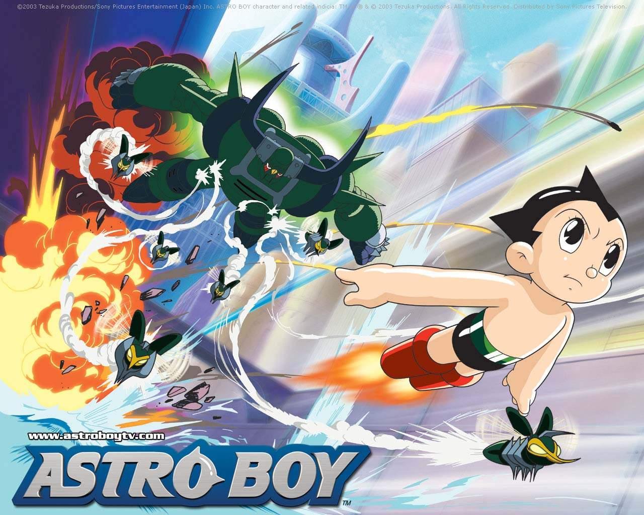 Gambar Astroboy