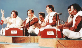 Sahir Ali Bagga a Musician from Pakistan Tribute to Nusrat Fateh Ali Khan
