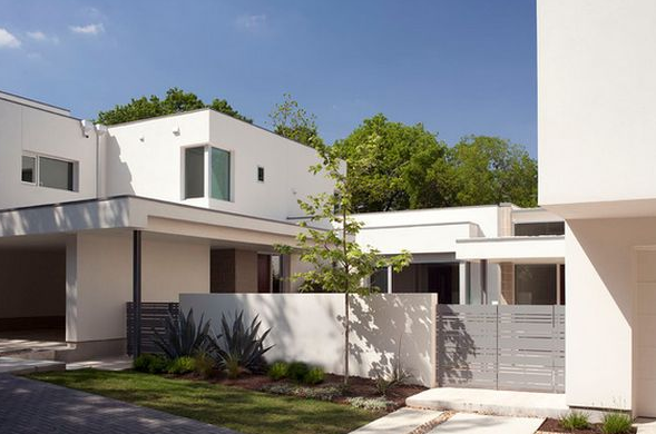 Modern: Clean-Lined Architecture