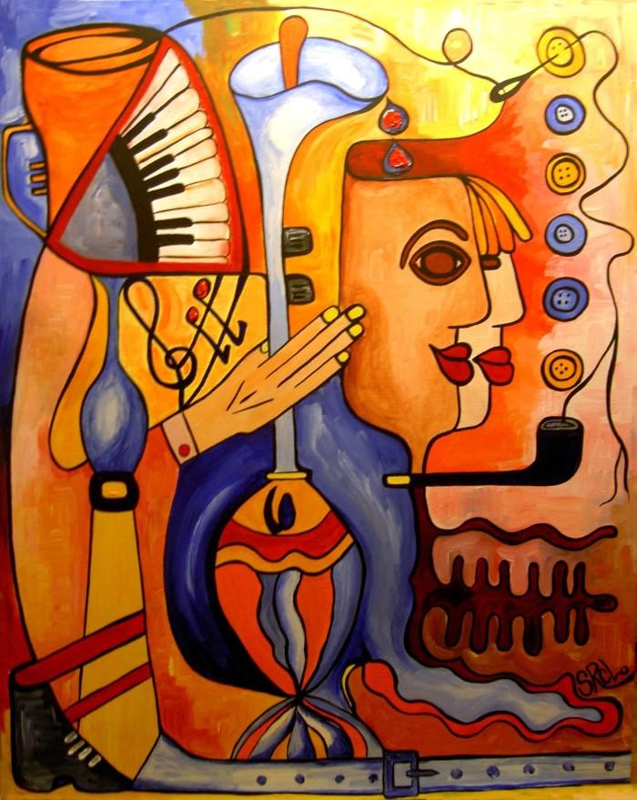 Уругвайский художник